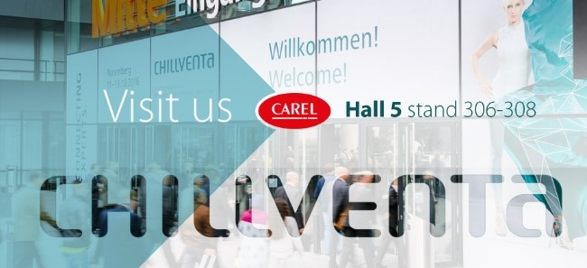 20181005 chillventa carel